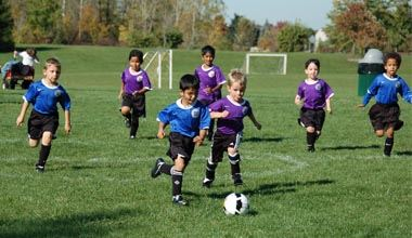 Youth Soccer - Spotlight