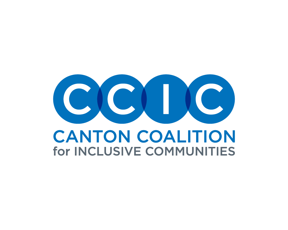 Canton Coalition for Inclusive Communities Logo